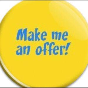 Make me an offer 💰